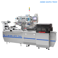Pillow Packing Instant Noodles Biscuit frozen food Fruit Packaging Machine China Manufacture
