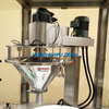 Automatic Vitamin Powder Filling Machine (By Weighing) China Manufacturer