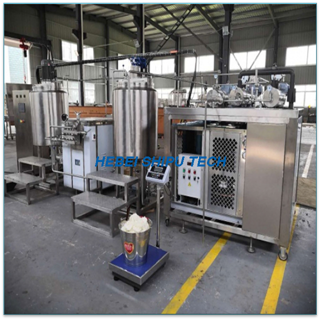 Ftherm® SPX-Lab Pilot Margarine Making Machine ( Lab Scale) China Manufacturer