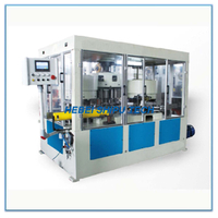 Tinplate Can Milk Powder Can Aerosol Can Paint Can Food Tin Can Flanging Beaming Seaming Machine Can Seamer China Manufacture