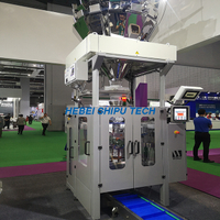 Potato Chips Packing Snack Packing Machine China Manufacturer