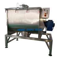 Automatic Horizontal Ribbon Mixer Powder Blending Machine China Supplier