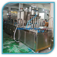 Palm Oil Shortening Vegetable Ghee Margarine Box Packing Machine Cup Filling Machine China Factory