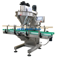 Milk Powder Automatic Auger Filling Machine (2 Lines 2fillers) Model SP-L2-M China Manufacturer