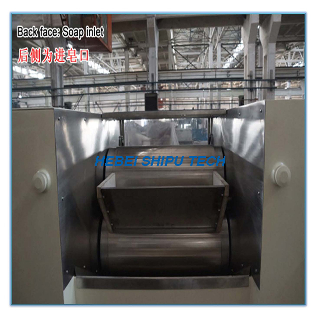 High-precision Two-scrapers Bottom Discharged Roller China Manufacturer
