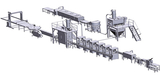 FULL SET OF MILK POWDER BLENDING LINE HAVE BEEN SHIPPED!