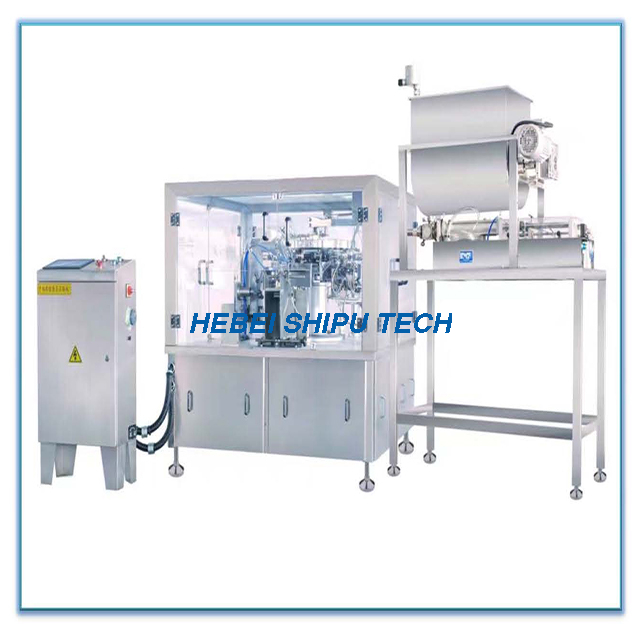Ready Made Bag Packing Machine Irregular Bag Feeding Packaging Machine China Manufacture