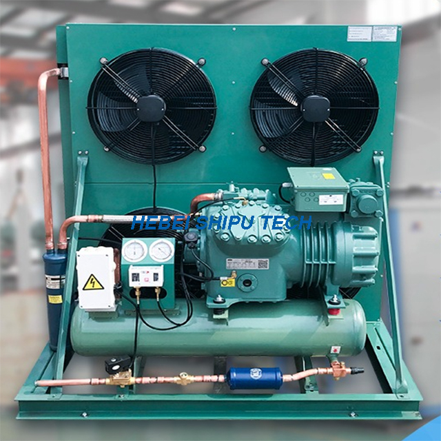 Refrigerator Unit Chilling Unit Bitzer Chiller Cooling System China Manufacturer