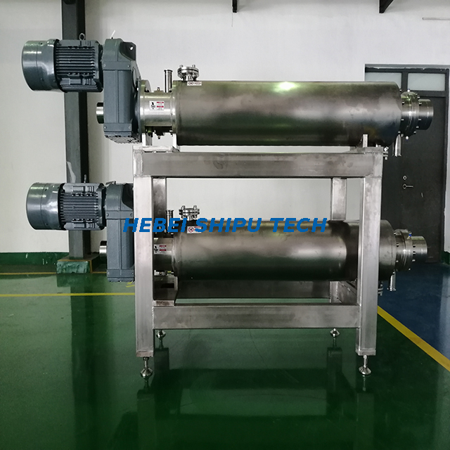 Ftherm@SPA Scraped Surface Heat Exchanger Votator Machine China Factory