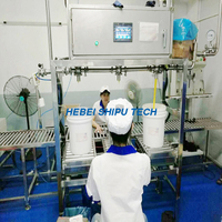 Palm Oil Shortening Vegetable Ghee Margarine Filling Machine Oil Packaging Machine China Manufacturer