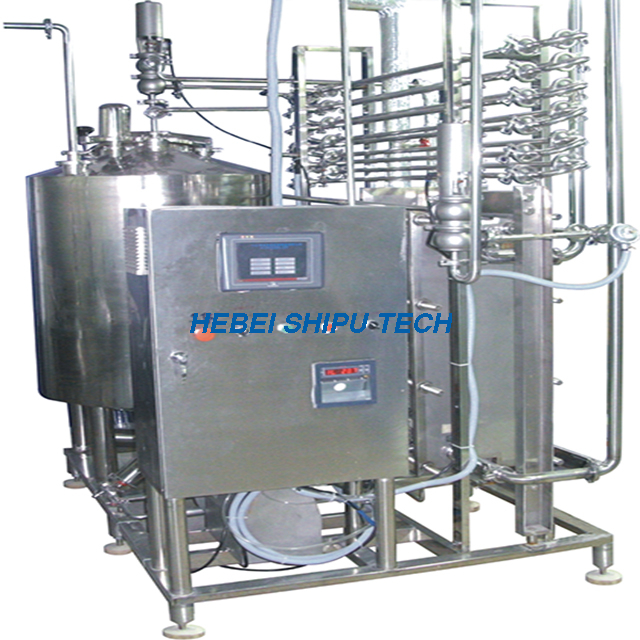 Pasteurizer Sterilization Machine China Supplier